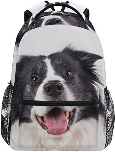 WKLNM Mooie Hond Puppy Huisdier Casual Rugzak Student School Tas Reizen Wandelen Camping Laptop Daypack