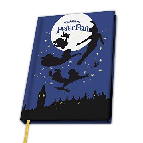 ABYstyle - DISNEY - Peter Pan - Notizbuch - A5 - Stola