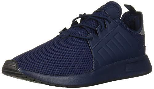 adidas Originals Men's X_PLR Running Shoe, Collegiate Navy/Collegiate Navy/Black, 5 M US