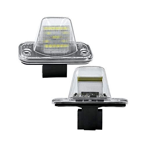 LED Kennzeichenbeleuchtung kompatibel mit T4 IV BUS/KASTEN