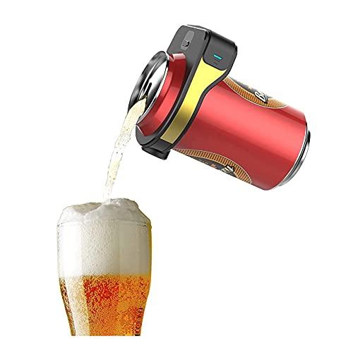 LIXIAOLIANSD Dispensador de Bebidas Espuma de Cerveza portátil, dispensador de Cerveza, Espuma de Cerveza ultrasónica eléctrica, Ultra Luz y fácil de Transportar.