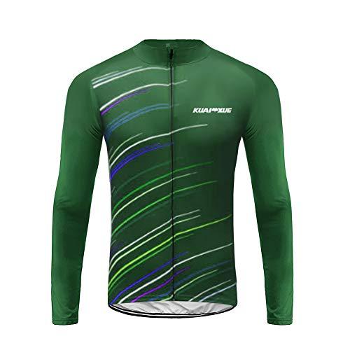 Uglyfrog Langarm Radtrikot Fahrradtrikot Fahrradjacke Fahrrad Hemd Radfahren Trikot Cycling Jersey Bike Shirt