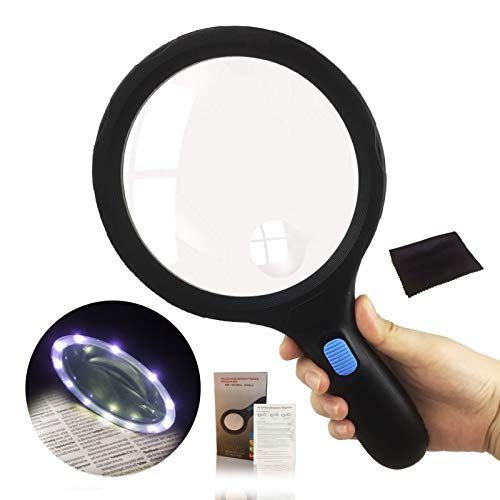 Best magnifying glass large