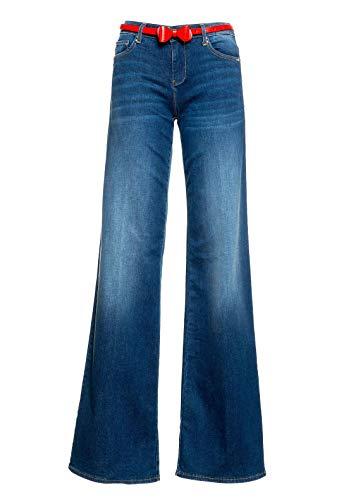 Fracomina Jeans a zampa consumati Donna
