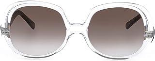 Armação de Óculos de Sol Cristal/Marrom Ventura