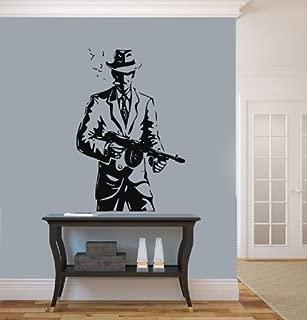 Best gangster vinyl wall art Reviews