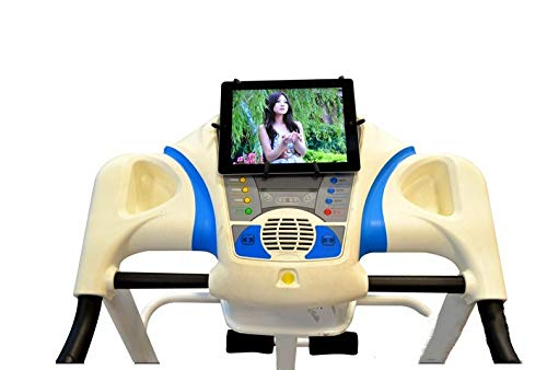 MEINUOKE Flexible Tablet Mount and Smartphone Stand Holder for Bedside, Desk, Treadmill, Headboard, Spinning Bicycles, Bike, Car Headrest Mount & More