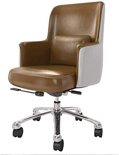 Daily Equipment Executive Office Chair Furniture Study Chair Nordic Computer Chair Simple Anchor Lifting Seat Home Back Swivel Chair Comfortable Office Chair Load bearing Reinforcement Chairs (Colo