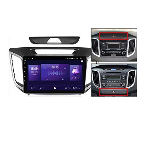Android 10 radio de coche Doble Din para Hyundai lX25 2015-2019 Navegación GPS Unidad principal 9 pulgadas Pantalla táctil Reproductor multimedia MP5 Radio Receptor video con Carplay DSP,7862,4+64G