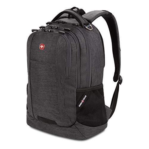 SwissGear Cecil 5505 Laptop Backpack (Dark Grey)