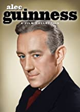 Alec Guinness 5 Film Collection: The Lavender Hill Mob / Kind Hearts And Coronets / The Man In The White Suit / The Captain's Paradise / The Ladykillers [DVD] [Region 1] [US Import] [NTSC]