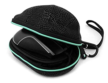 CASEMATIX Gaming Mouse Case Compatible with Corsair Ironclaw RGB Scimitar Dark Core Glaive Harpoon Sabre Pro Wired and Wireless FPS Gamer Mouse - Case Only