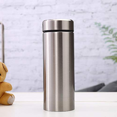 Wgath Met Filter Dubbelwandig Roestvrij Staal 500Ml Thermos Cup Koffie Thee Melk Reisbeker Thermosfles Geschenken Thermo Cup Thermosflessen