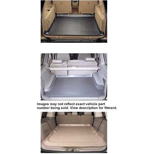 Cargo Liner For Chevrolet ~ Suburban ~ 2000-2006 ~ Grey ~ Fits Behind 3rd Seat