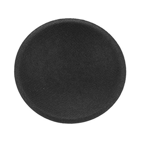 Sharplace Couverture Subwoofer Haut-Parleur Electronique Dôme Anti-poussière Haute Qualité - Noir 150mm