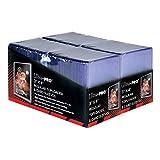 Ultra Pro 3' x 4' Trading Card Toploader & Card Sleeve Bundle (200 ct.)