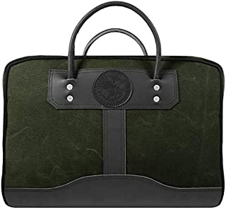 Duluth Pack Computer Briefcase (Wax Olive Drab)