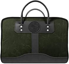 product image for Duluth Pack Computer Briefcase (Wax Olive Drab)