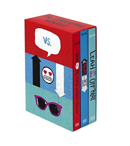 The Simonverse Novels 3-Book Box Set: Simon vs. the Homo Sapiens Agenda, The Upside of Unrequited, and Leah on the Offbeat