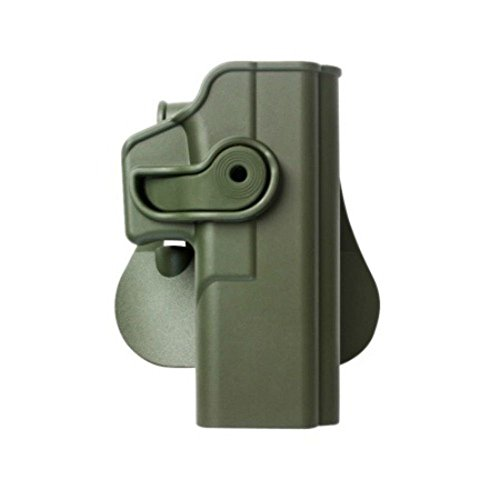 IMI Defense taktische Holster ROTO Drehung paddle halfter Glock 20/21/37/38/41