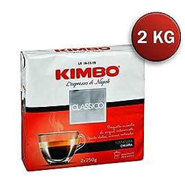 Kimbo Classico Fresh Ground Coffee 8x250g