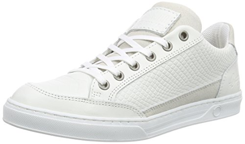 Bullboxer Damen 354M25932A Sneaker, Weiß (PYWH), 37 EU