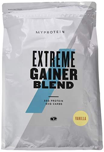 Myprotein Hard Gainer Extreme Vanilla, 1er Pack 1 x 2500 g