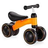 YWJPJ. Baby Small Balance Bikes Toaddle Walker Montando Juguetes, Juguetes para niños de 1 a 3 niños Niños y niñas, Caja Fuerte y Robusta, Primer cumpleaños