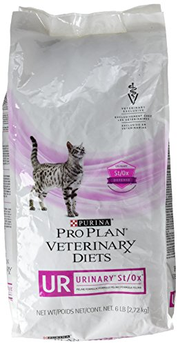Veterinary Diets Purina Feline UR Urinary Tract Dry Cat Food 6 lb Bag