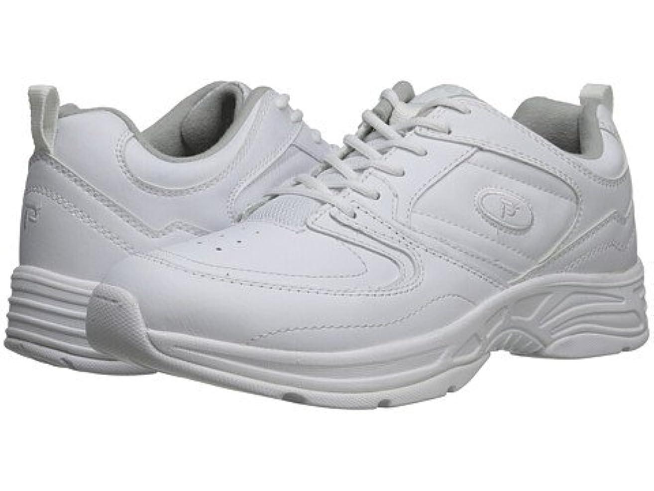十分です仮定するバングラデシュ(プロペット) Propet レディースウォーキングシューズ?カジュアルスニーカー?靴 Eden White 9.5 26.5cm XX (4E) [並行輸入品]