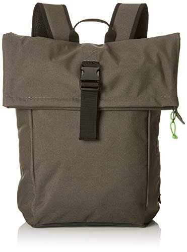 BREE Unisex-Erwachsene Punch Style 93, Cli. Ivy, Backpack M W18 Rucksack, Grau, 45x12x41 cm
