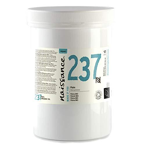 Palma BIO – Aceite Vegetal 100% Puro – Certificado Ecológico y Sostenible– 500g