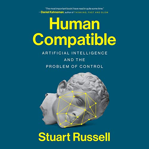 Human Compatible Audiobook By Stuart Russell cover art
