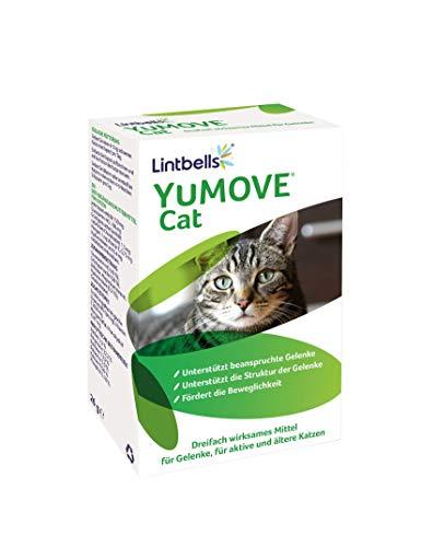 Yumove katten voedingssupplement, verpakking met 60 capsules