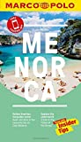 Menorca Marco Polo Pocket Travel Guide 2019 - with pull out map (Marco Polo Pocket Guides) [Idioma Inglés]