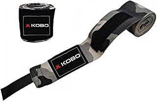 Kobo Exercise Weight Lifting/Boxing Hand Wrap Bandages/Power Gym Fitness Body Building Support Gloves Straps