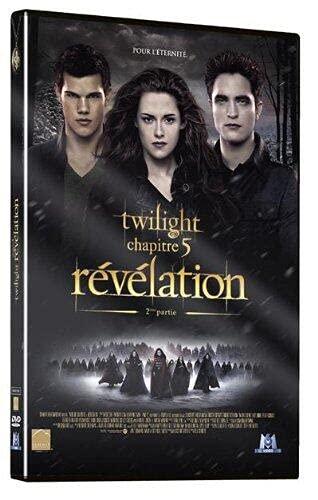 Twilight-Chapitre 5 : Révélation, 2ème Partie