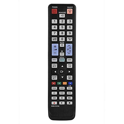 Vbestlife TV Control remoto, controlador de televisión de repuesto dedicado, control remoto de TV para Samsung BN59-01015A