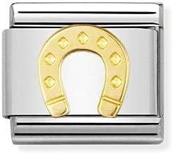 Charm Nomination in Acciaio e Oro – Composable – 030115/11