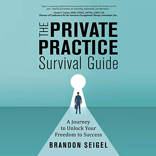 The Private Practice Survival Guide audiobook cover art