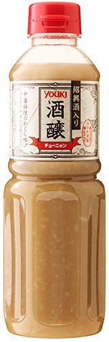 Yuki jiuniang (Chu Niang) Shaoxing rice wine input 590g