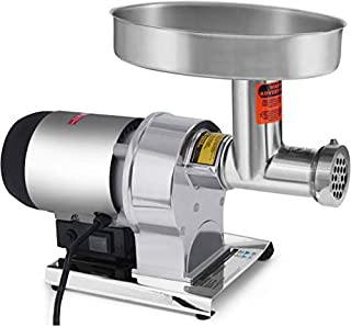 Weston Products Butcher Series N.5 Commercial Meat Grinder - .35 HP - 250W, 09-0501-W