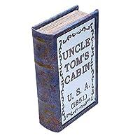 洋書デザインの収納ボックス。 ブック型収納ボックス BOOK BOX ミラータイプ 28474 〈簡易梱包