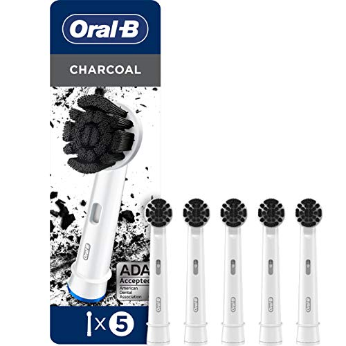 Oral-B Charcoal Electric Toothbrush Replacement...