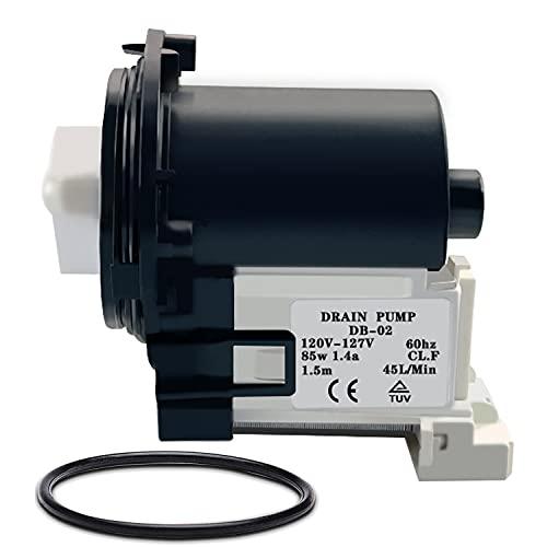 washing machine drain pump motor - 1