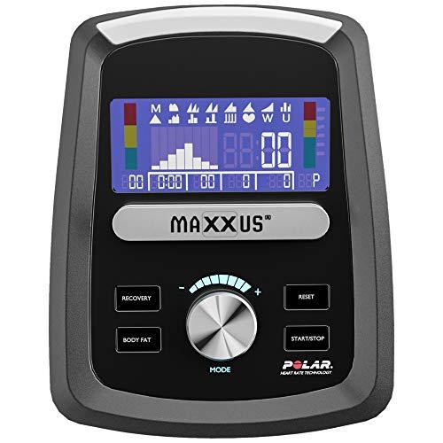 Maxxus Crosstrainer CX 5.1 mit Smartphone- und Tablet-Halterung - 5