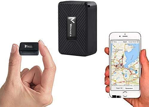 Micro Gps Tracker spia magnete Realtime localizzatore satellitare