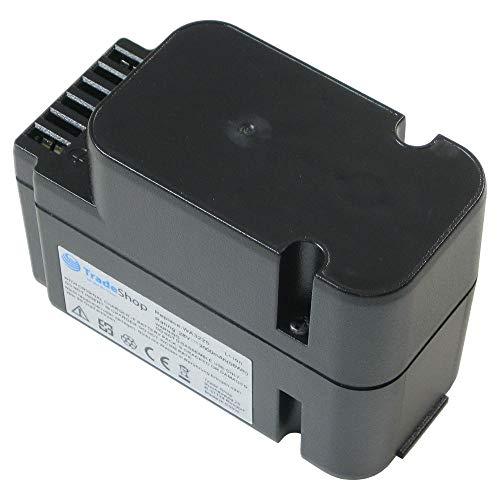 Premium Li-Ion Akku 28V 2000mAh 56Wh ersetzt Worx WA3225 WA3565 passend für L1500i WG798E M500B WG755E M800 WG790E WG794E WG794EDC Landroid M1000 WG791E.1 M1000i WG796E.1 M500 WG754E M800 WG790E.1