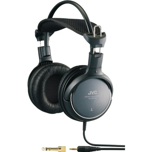 JVC HARX700 Precision Sound Full Size Headphones