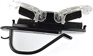 Smiledrive Car Sun Visor Twin Glasses/Sunglasses Clip Holder